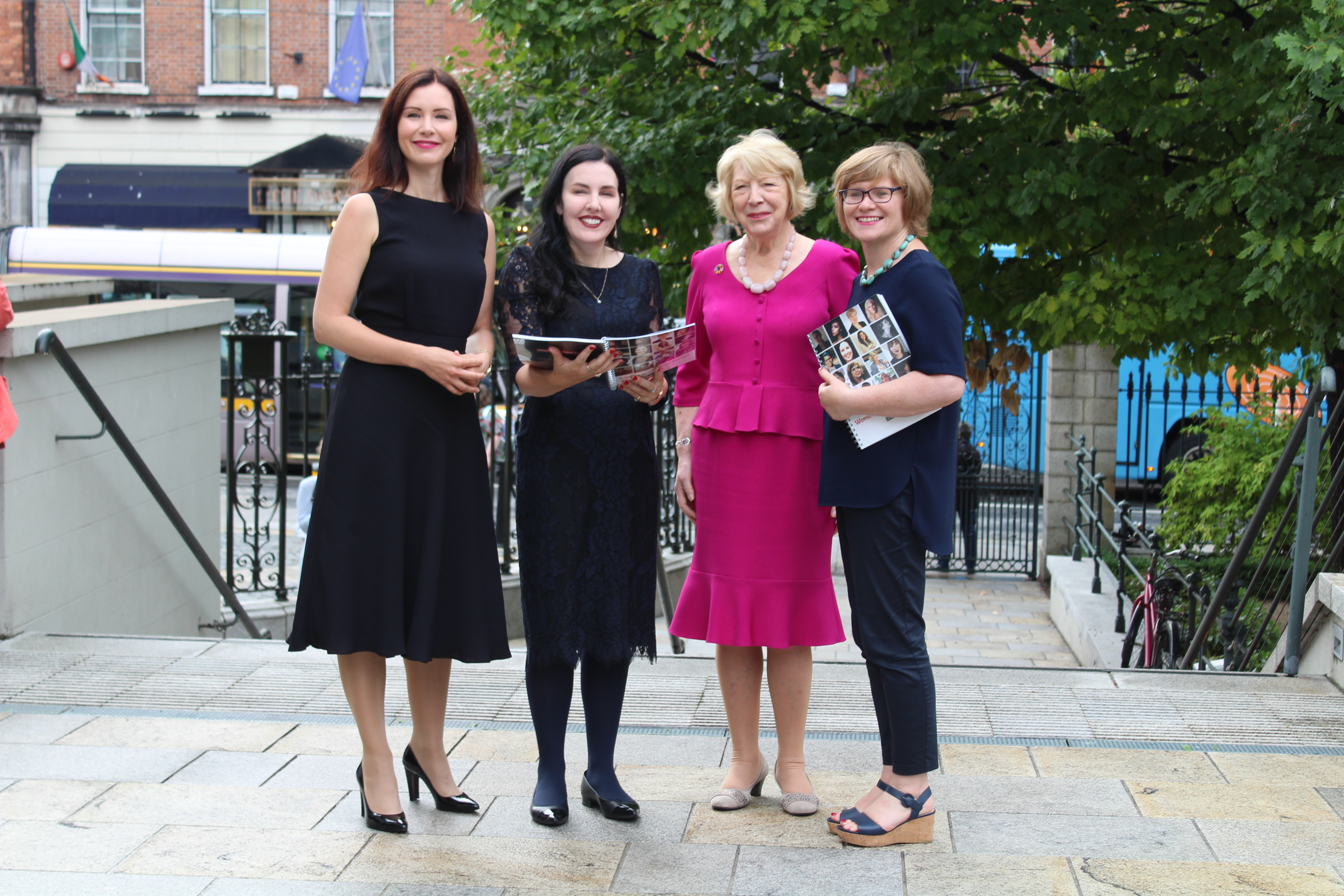 Successful Launch at the Mansion House