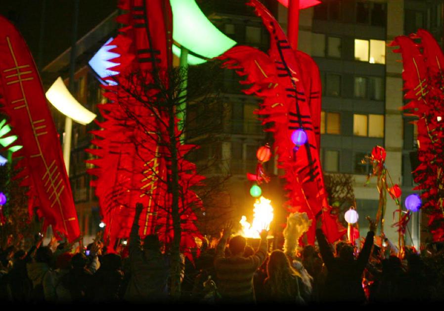 City of Dublin Winter Solstice Celebration Festival 2018