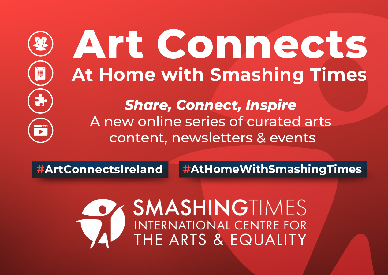 At Home with Smashing Times: Share, Connect, Inspire