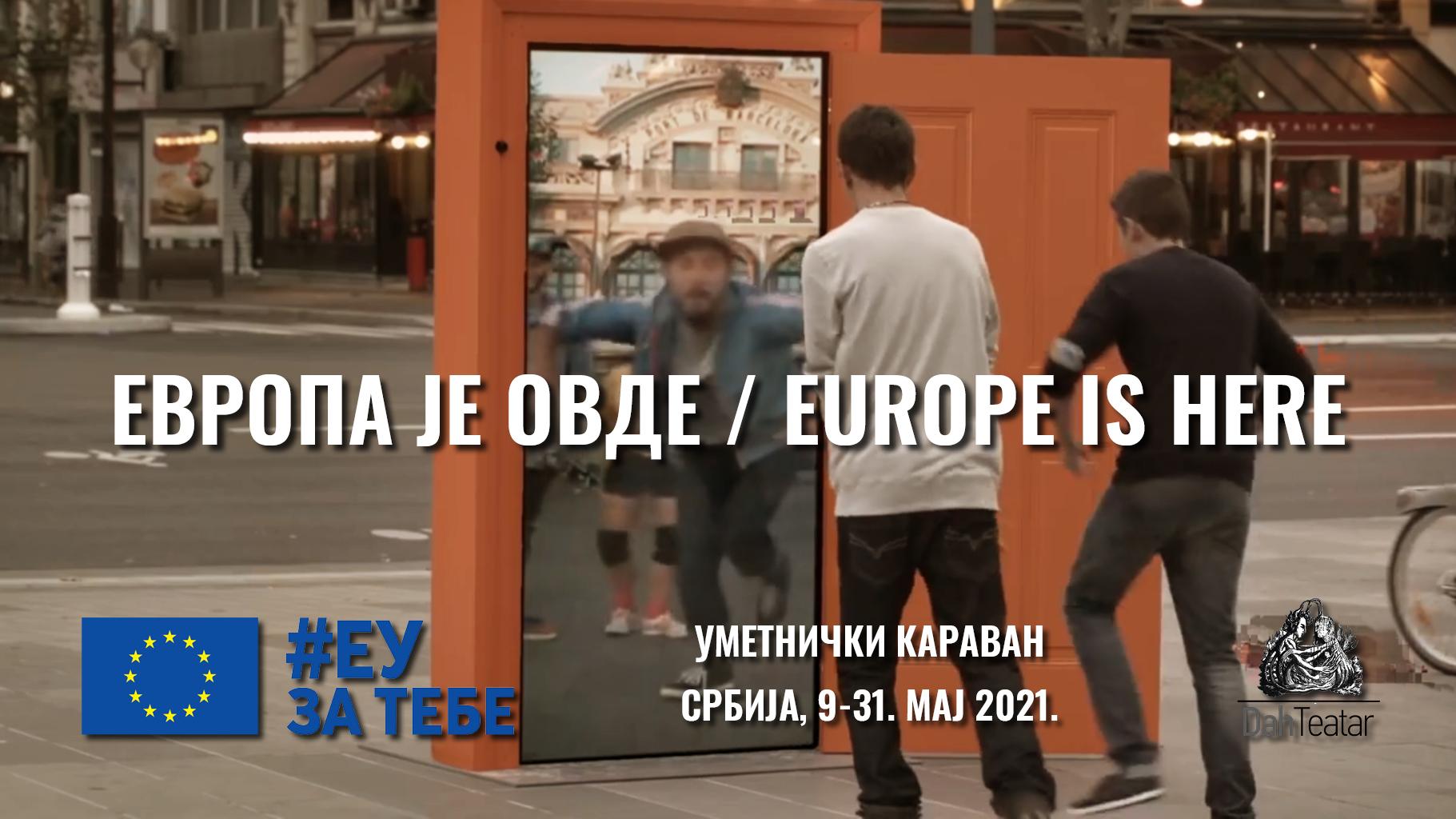 Artistic Caravan – A Door Into Europe