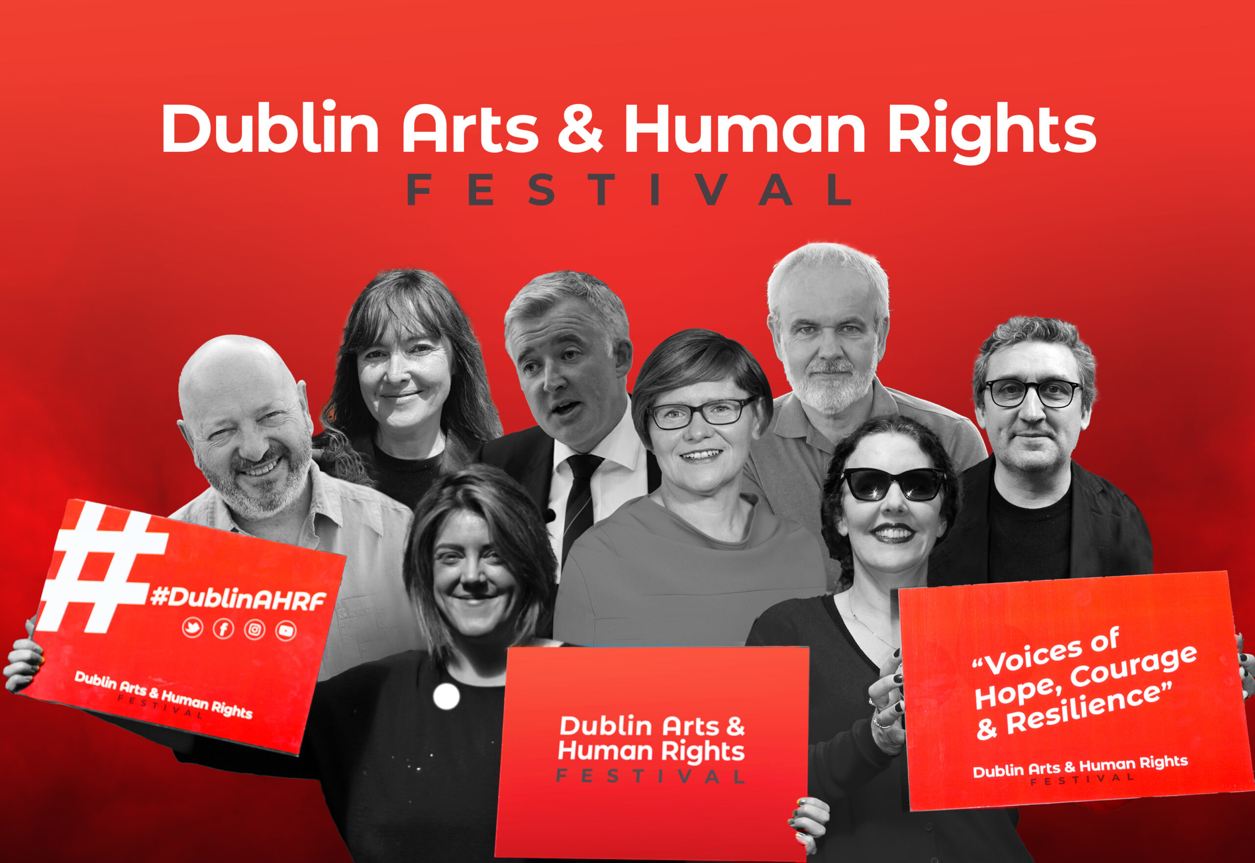 Book Now – Dublin Arts and Human Rights Festival